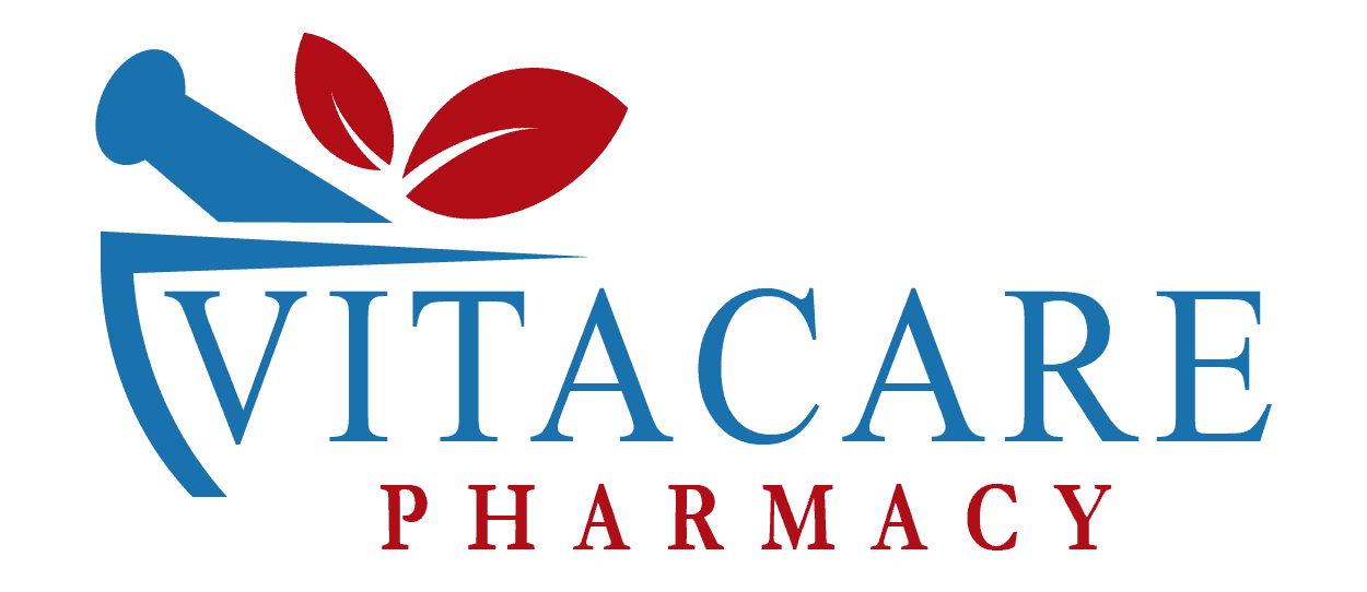 Welcome to VitaCare Pharmacy of Pickerington Ohio | Logo